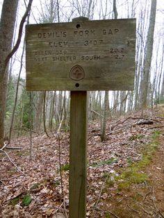 Devil's Fork Gap