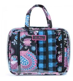 Vera Bradley 4 Piece Cosmetic Organizer Vera Bradley Travel Bag 7956432de263b