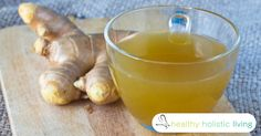 Did you know that ginger treats arthritis? It is a powerful anti-inflammatory and can be used in dealing with pain caused by arthritis!