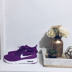 Women's Nike Air Max Thea Brand new with the original box it no lid.  ✈️ Ship within 24hrs  No Trades/No PayPal/Mercari ✅ Use Offer Feature to Negotiate Nike Shoes Athletic Shoes