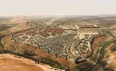 Jerusalen 70 d. c.
