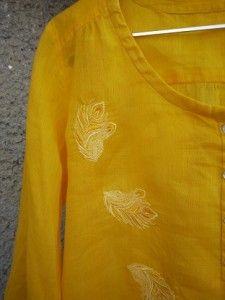 bluza galbena detaliu Optimism, Sweatshirts, Long Sleeve, Sleeves, Sweaters, Mens Tops, T Shirt, Fashion, Supreme T Shirt