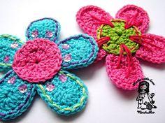 Flower for fun: free pattern