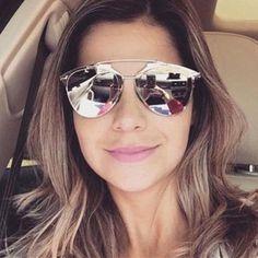 2016 New Vintage Luxury Sunglasses For Women Óculos De Sol Feminino, Óculos  Feminino, Óculos 05c444126e