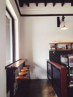VCR Cafe Jalan Galloway, Kuala Lumpur by KARYA #cafe#coffee