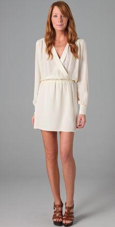 Parker Wrap Dress