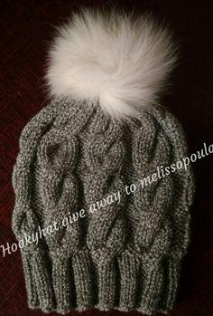 knited hat  alize lanagold