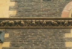 Owls on Hereford Library   Flickr - Photo Sharing!