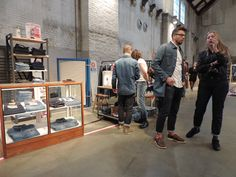 Amsterdam Denim Days - Blueprint