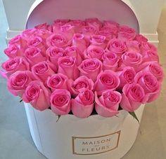 Maison des Fleurs Roses