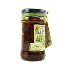 $10.81 Sun Dried Tomato With Olive & Caper Salad 300gr Dried Tomatoes, Sun Dried, Crackers, Spreads, Sauces, Pasta, Jar, Salad, Food