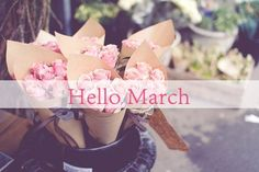 Hello, March!!!! My favourite month!!! And the most suprising of all... ;-) :-*