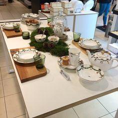 Julestemning i Magasin  #royalcopenhagen #christmas #starflutedchristmas #magasin #aarhus #denmark #dinnerware