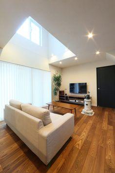 愛知・名古屋の注文住宅ならクラシスホームへ。自由設計でありながら価格を抑えてデザイン性の高い注文住宅をご提案しています。 Dream Home Design, Home Interior Design, Interior Architecture, House Design, 30x40 House Plans, Niche Decor, Apartment Balcony Decorating, Tiny House Living, Japanese House