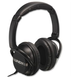 This best selling award winning NC-40 Active Noise Cancelling Headphones is available at LINDY Electronics for just £39.98.