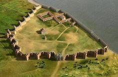 Ancient Roman Fortress of Important Legion