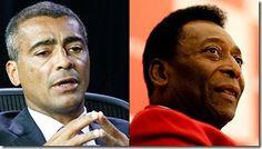 Pelé vs. Romário. Muito mais do que mera vaidade | Panorâmica Social