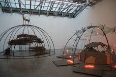 Fine Art Canterbury: 6 - Peter Hofer Suggests...... Mario Merz