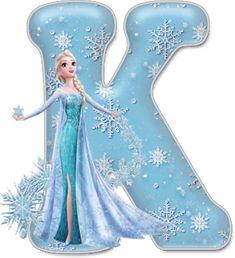 34 ideas for pasta modelleri harf Frozen Themed Birthday Party, Birthday Party Themes, Frozen Disney, Elsa Frozen, Diy Crafts For 5 Year Olds, Frozen Tea Party, Frozen Cupcake Toppers, Frozen Font, Frozen Decorations