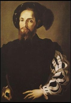 Cesare Borgia 1493 Raffaello Santi
