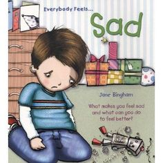 idea for 1st grade lesson on coping with sad feelings