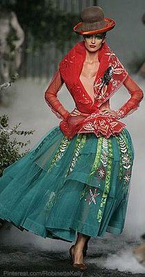 Christian Dior Haute Couture | F/W 2005