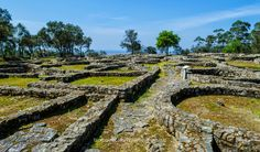 Cividade de Terroso, arqueologia en Póvoa de Varzim   Turismo en Portugal (shared via SlingPic)