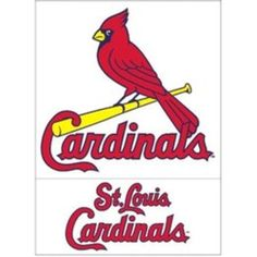 Stl Cardinals Large Logo Image