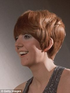 Cilla had a nose job at the age of 25 and says it was '£500 well spent' - pictured before nose surgery