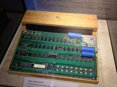 The 'Apple I' went on sale in July 1976 at a price of US $666.66. About 200 units were produced. Unlike other hobbyist computers of its day, which were sold as kits, the 'Apple I' was a fully assembled circuit board containing about 60+ chips. However, to make a working computer, users still had to add a case, power supply transformers, power switch, ASCII keyboard, and composite video display. An optional board providing a cassette interface for storage was later released at a cost of $75.