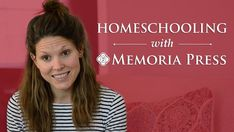 A Memoria Press homeschooling mother explains what she and her family love about the Memoria Press Classical Core Curriculum. With children ranging in age from 2 to 14, this family juggles multiple cores throughout the day.