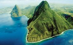 Climb the Pitons - Top 10 things to do in St Lucia