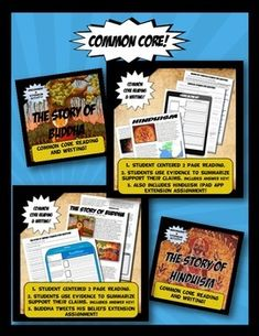 First grade math bundle pinterest math common cores and activities world religion bundle activity informational text bundle comparing religions fandeluxe Gallery