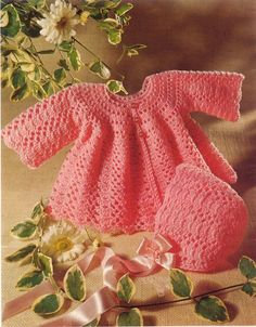Hey, I found this really awesome Etsy listing at https://www.etsy.com/listing/185510173/baby-crochet-pattern-dress-angel-top-and