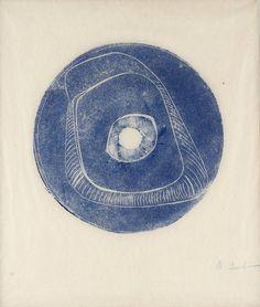 Naum Gabo, 'Opus 12' 1965-8