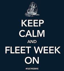 """Memorial Day Weekend Countdown: Day 4 """"Fleet Week NYC"""" Sign Solutions, Fleet Week, Memorial Day, Digital Prints, Nyc, Calm, King, America, Posts"""