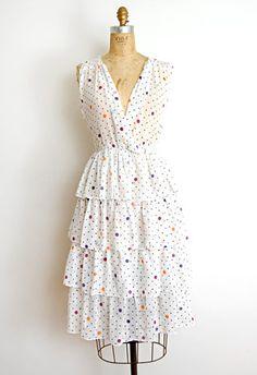70's day dress - $68
