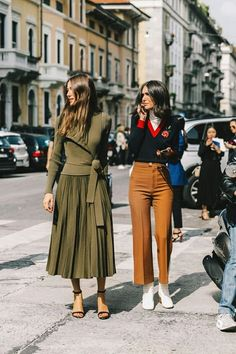 Photo by Vogue - Street Style