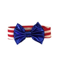 HMandBB.com    4th of July Headband With Bow (Comes In 3 Different Colors).  Emily Johnson ·  3 Hair bands cf56aa8cf460