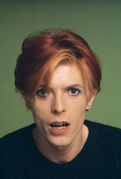 David Bowie, photography Steve Schapiro
