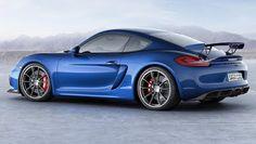 UNIVERSO PARALLELO: Porsche Cayman GT4 più aggressiva