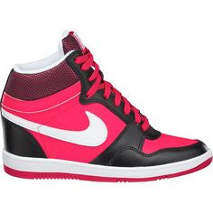 Zapatillas Nike Dama - Force Sky Hi - ¡¡ Taco Interno !! -   2.299 cf104b043c89c