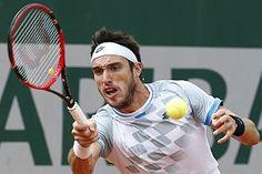 Mayer y Berlocq lograron trabajosos triunfos en su debut en Roland Garros - http://befamouss.forumfree.it/?t=70849895