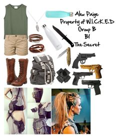 """Alex Paige {Property of W.I.C.K.E.D, Group B, B1, The Secret}"" by matthew-espinosa-girl17 ❤ liked on Polyvore featuring beauty, MUSTANG, Bed