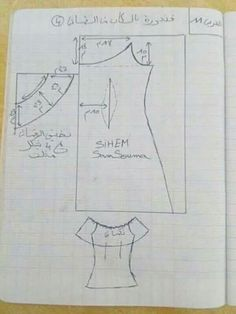 Dress Sewing Patterns, Clothing Patterns, Sewing Patterns Free, Sewing Hacks, Sewing Tutorials, Sewing Lessons, Bodice Pattern, Pants Pattern, Sewing Collars