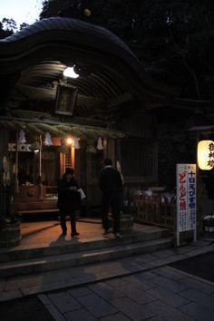 Fukuoka_Kitakyushu 20140101 Return to my home 一宮神社