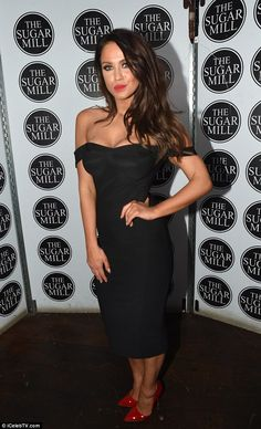 Gorgeous: Vicky Pattison showed off her svelte figure in a skintight dress during a night out The Sugar Mill nightclub in Hull on Friday