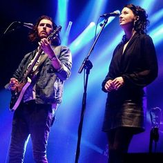 #Hozier & Alana #inaweek #alanahenderson  Photo by Sam by hozier_is_poetry