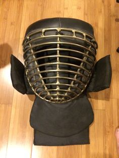 Training mask from Eskrima. Been in closet for 8 years and hasn't been used.