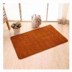Adasmile Novelty Cat Cartoon Mat Non Slip Decorative Floor Memory Foam Area Rug